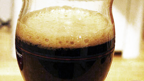russian imperial stout finished