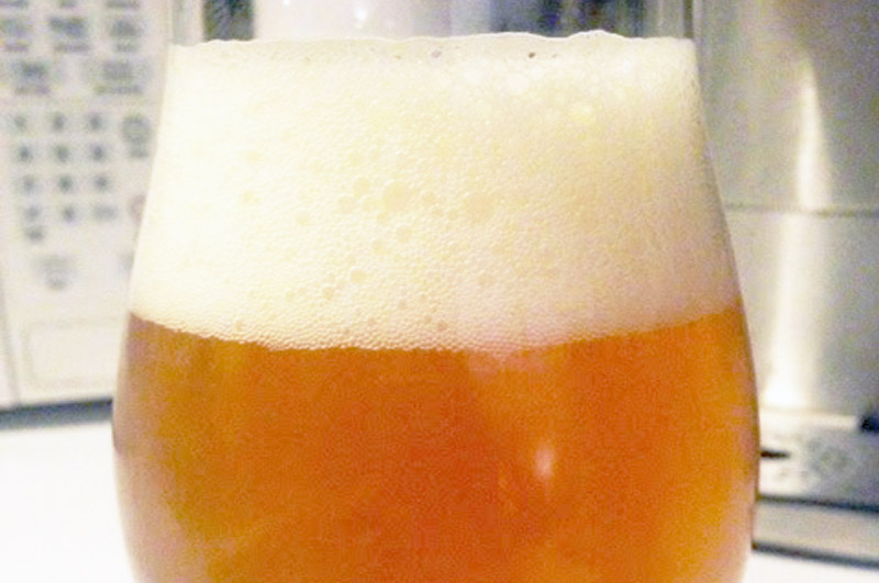 A Hoppy All Grain Blonde Ale Recipe