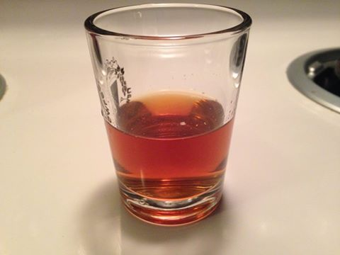 no boil sour brown ale recipe in taster