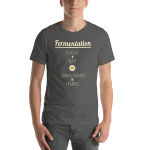 homebrew t-shirt fermentation equation asphalt
